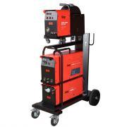 Сварочный полуавтомат FUBAG INMIG 500T DW SYN + DRIVE INMIG DW + Шланг пакет 10м + горелка FB 500 3m + блок жидкостного охлаждения Cool 70 + тележка [38029.4]