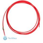 Канал направляющий КЕДР (1,0–1,2) 3,4 м красный