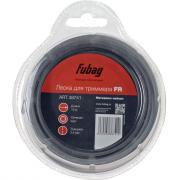 Триммерная леска Fubag FR сечение круглое (15 м x 2,4 мм)