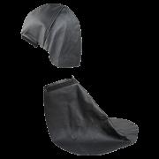 Накладка кожаная для защиты головы и шеи (натуральная кожа) для СИЗОД