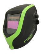 Маска р550 (черно-зеленый корпус без боковых пластин)