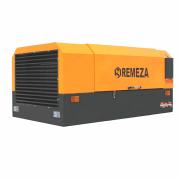 Дополнительная опция «Т» (Зимний пакет) для дизельного винтового компрессора Remeza ДК-5/7РД на раме