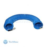 Шланг спиральный с фитингами, 8х12мм, 20м, полиуретановый FUBAG [170039] - фото, изображение