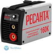 Сварочный аппарат инверторный САИ160К (компакт) Ресанта