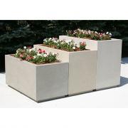 Цветочница бетонная «Сильвия»