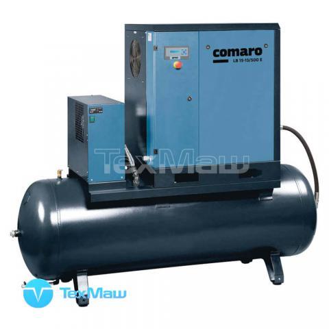 Винтовой компрессор COMARO LB 11 / 500 E - 8 бар