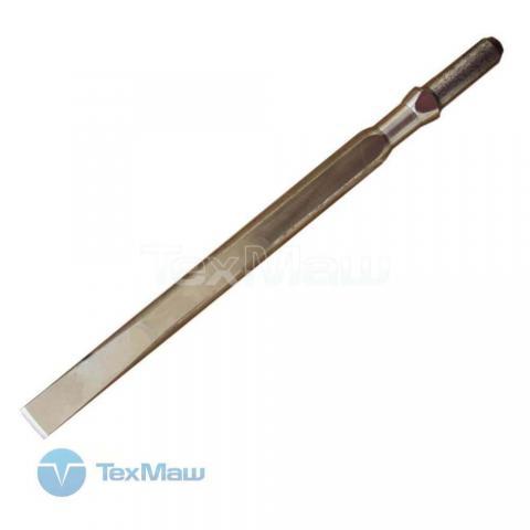 Пика-зубило L=400 мм для рубильного молотка ИП-4126