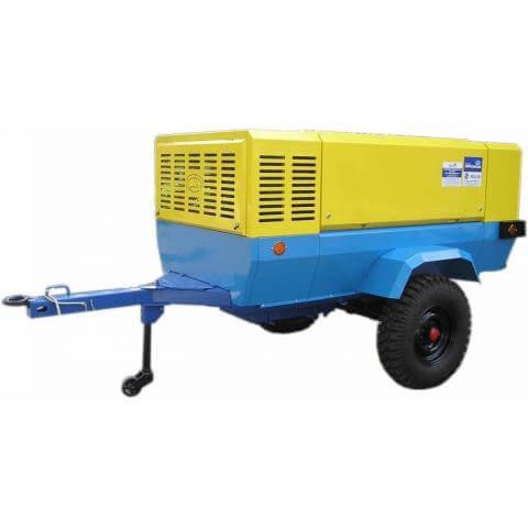 Компрессоры ПКСД-3,5 передвижные дизельные купить по выгодной цене