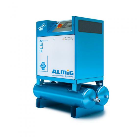 Винтовой компрессор ALMiG FLEX-18 R - 8 бар