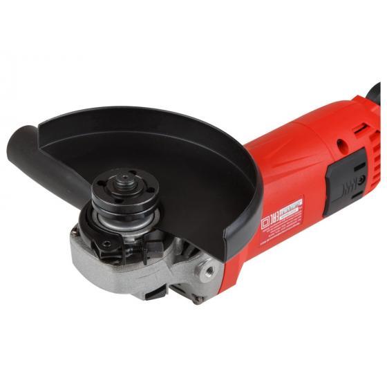 Одноручная углошлифмашина WORTEX AG 1512 E в кор. (1400 Вт, диск 150х22 мм, регул. об.) (AG1512E0029)