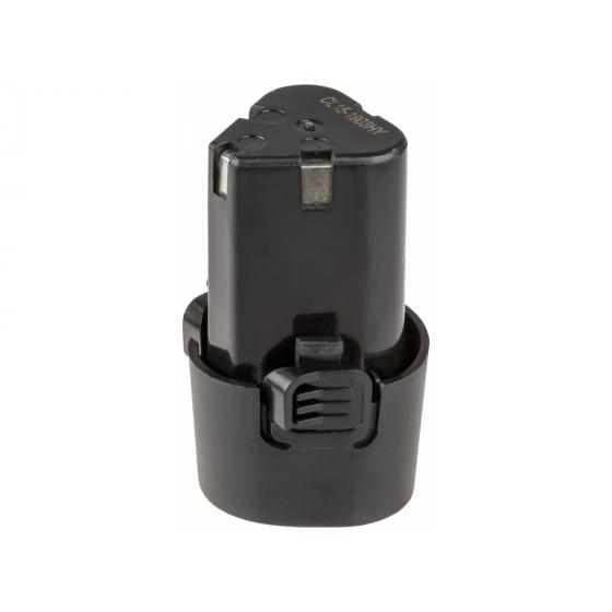 Аккум. дрель-шуруповерт WORTEX BD 1215 DLi в чем. (12.0 В, 2 акк., 1.5 А/ч Li-Ion, 2 скор., 25 Нм, шурупы до 6 мм) (BD1215DLi10029)