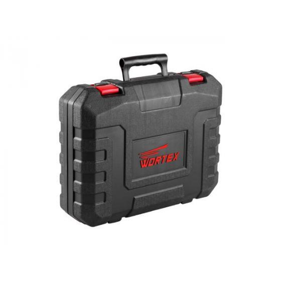 Перфоратор WORTEX RH 3231 в чем. + (2 зубила, 3 сверла) (1200 Вт, 4.8 Дж, 3 реж., патрон SDS-plus, вес 4.0 кг) (RH32311111)