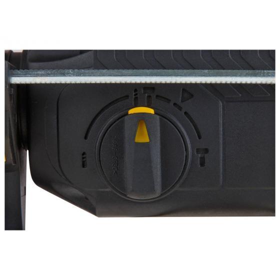 Перфоратор MOLOT MRH 2428 в чем. + (2 зубила, 3 сверла) (700 Вт, 2.6 Дж, 3 реж., патрон SDS-plus, вес 2.8 кг) (MRH242800027)
