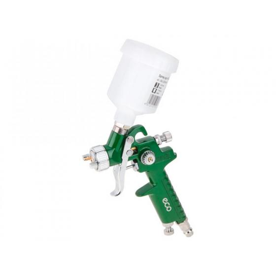 Краскораспылитель ECO SG-2000 (HVLP, сопло ф 1.0 мм, верх. бак 110 мл) (SG-2000H10U)