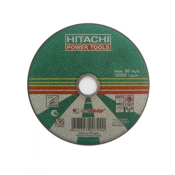 Круг зачистной 11560HR Hitachi
