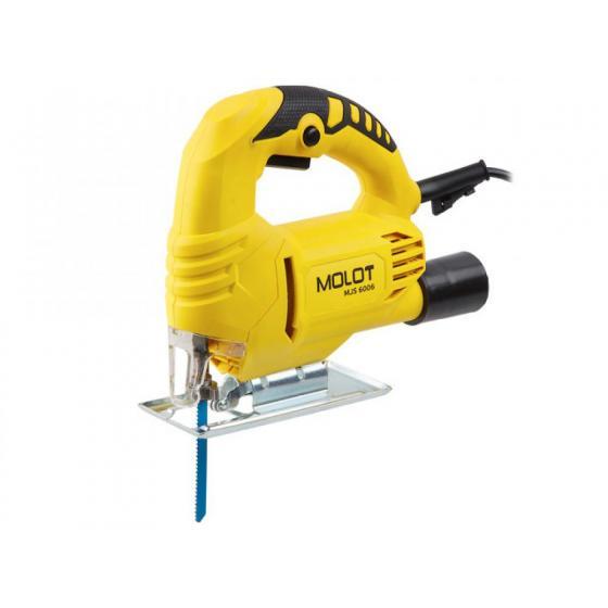 Лобзик электрический MOLOT MJS 6006 в кор. (550 Вт, пропил до 60 мм) (MJS600600019)