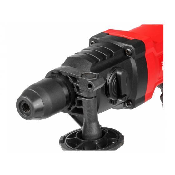 Перфоратор WORTEX RH 2427 в кор. + набор буров (700 Вт, 1.5 Дж, 2 реж., патрон SDS-plus, вес 1.5 кг) (RH242700025)