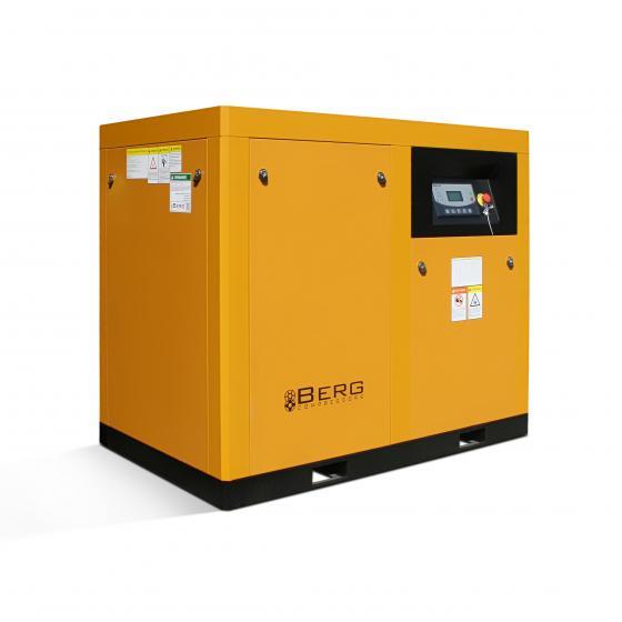 Винтовой компрессор Berg ВК-37-Е - 10 бар