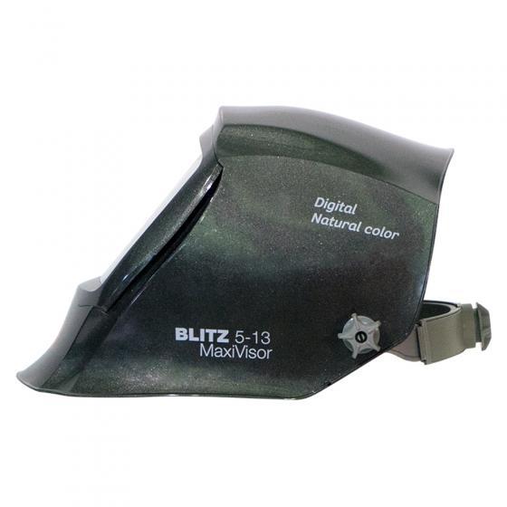 Маска сварщика BLITZ 5-13 MaxiVisor Digital Natural Color Fubag