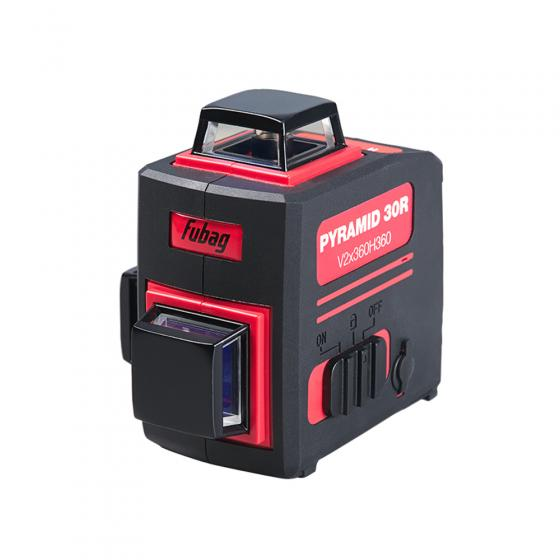 Лазерный 3D уровень Pyramid 30R V2х360H360 Fubag