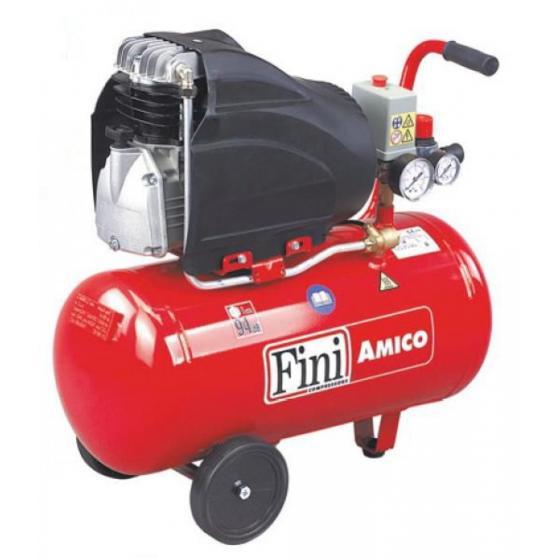 Коаксиальный поршневой компрессор FINI AMICO 25/SF2500