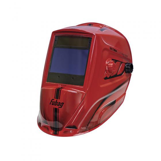 """Маска сварщика """"Хамелеон"""" Fubag ULTIMA 5-13 Visor Red [38100]"""