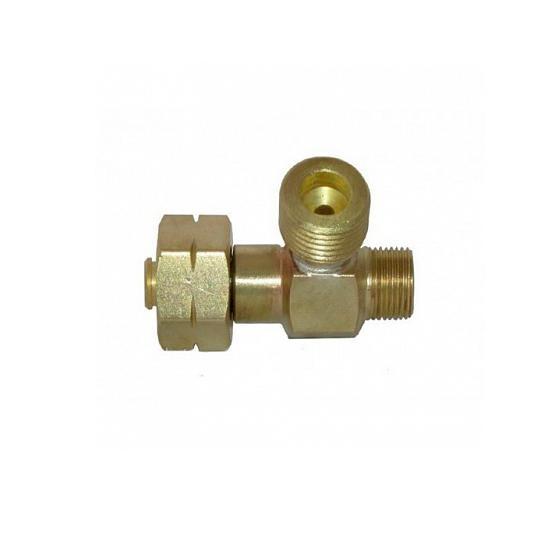 Комплект для соединения с газовыми балонами (соединитель газового балона) 4515.902