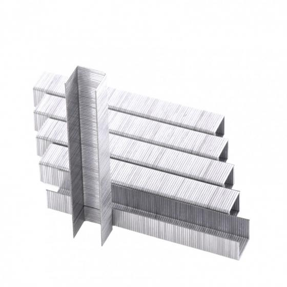 Скоба тип 53-6 мм Gross для мебельного степлера, 1000 шт