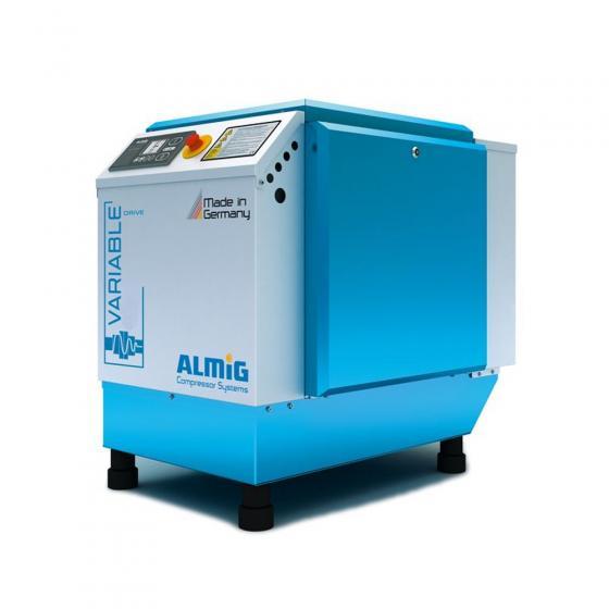 Винтовой компрессор ALMiG VARIABLE-16-O - 6 бар с осушителем и фильтрами
