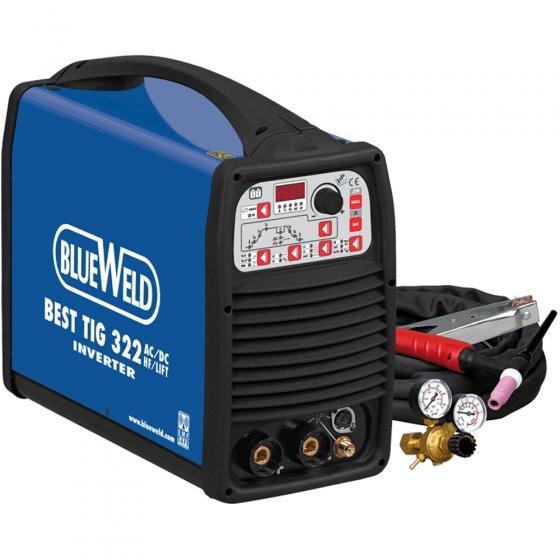 Сварочный инвертор BlueWeld Best Tig 322 AC/DC HF/lift