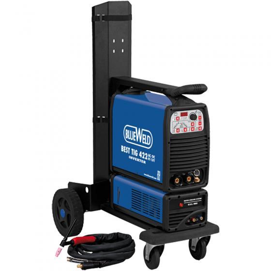 Сварочный инвертор BlueWeld Best Tig 422 AC/DC R.A. HF/lift