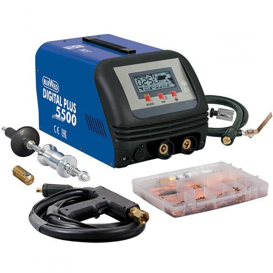 Аппарат точечной сварки BlueWeld Digital Plus 5500 (220В)
