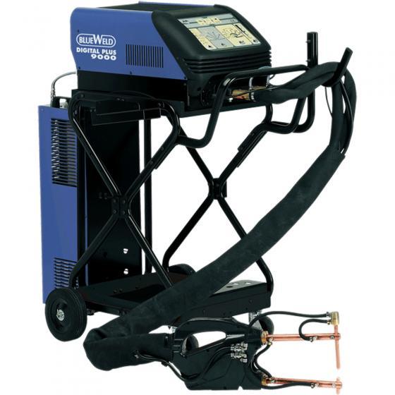 Аппарат точечной сварки BlueWeld Digital Plus 9000 Aqua