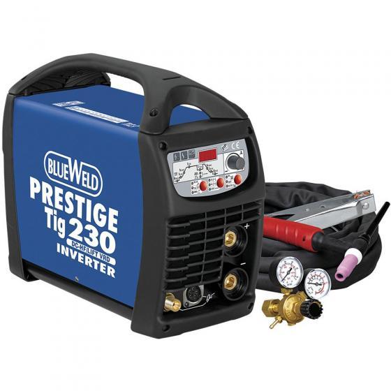 Сварочный инвертор BlueWeld Prestige Tig 230 DС HF/lift