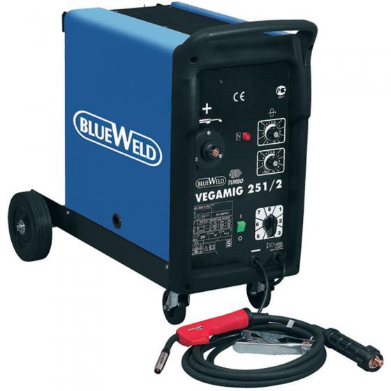 Сварочный полуавтомат BlueWeld Vegamig 251/2 Turbo