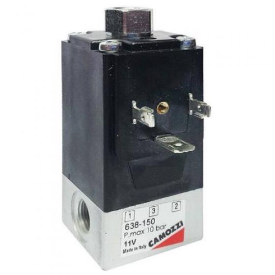 Распределитель электропневматический Camozzi 638-150-A62
