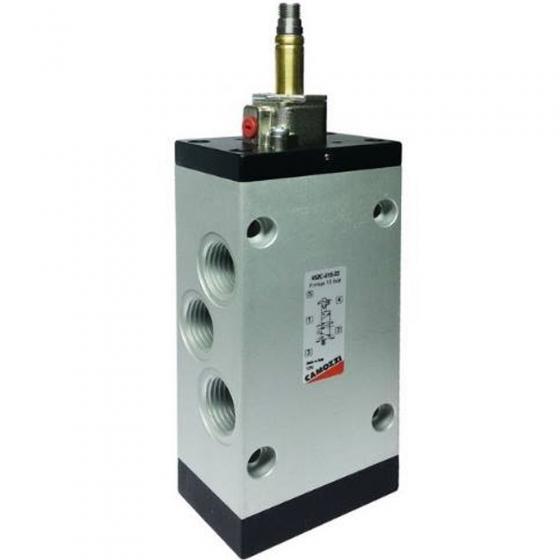 Распределитель электропневматический Camozzi 452C-015-22