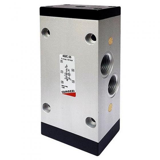 Распределитель пневматический Camozzi 452C-35