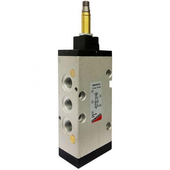 Распределитель электропневматический Camozzi 454-015-22