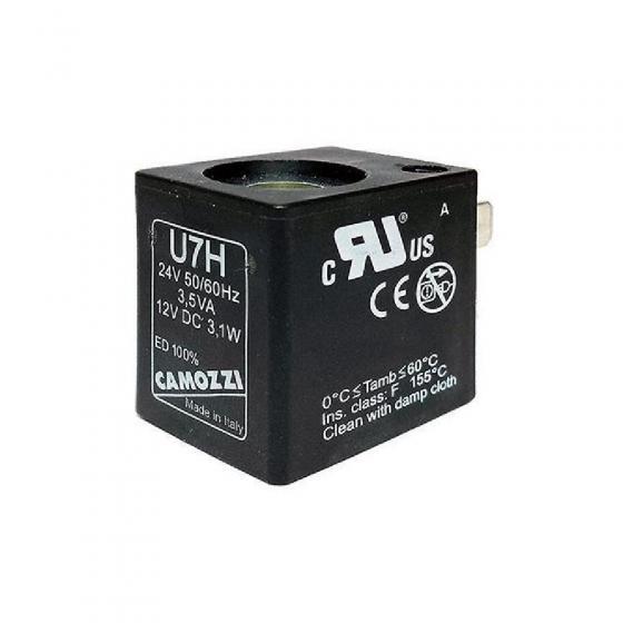 Электромагнитная катушка (соленоид) Camozzi U7H AC 24V