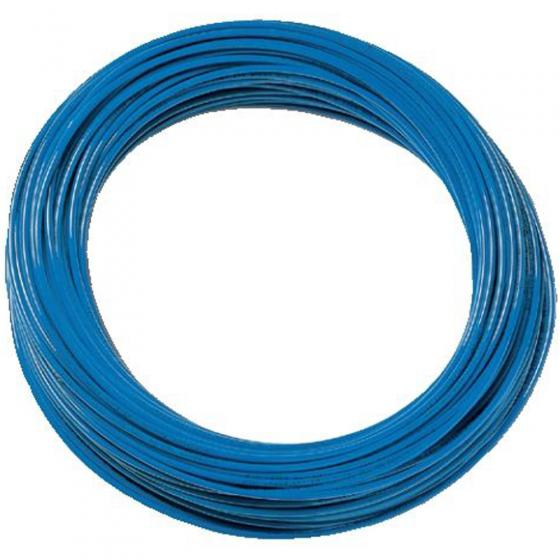 Трубка полиэтиленовая синяя Camozzi TPE 8/6-B