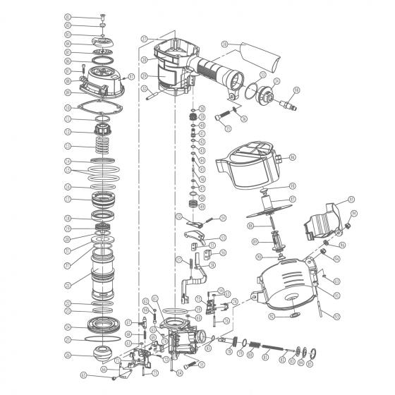0-ring 51х2.65 (№15) для FROSP CN-55-P