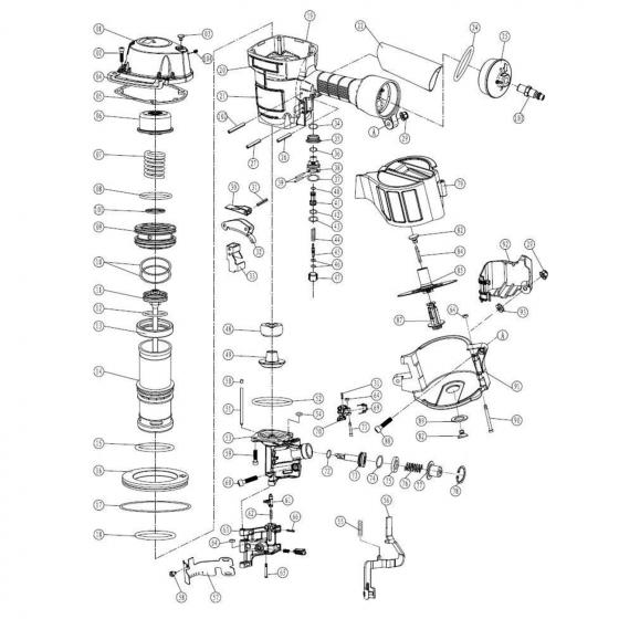 Torsion spring (№69) для FROSP CN-70