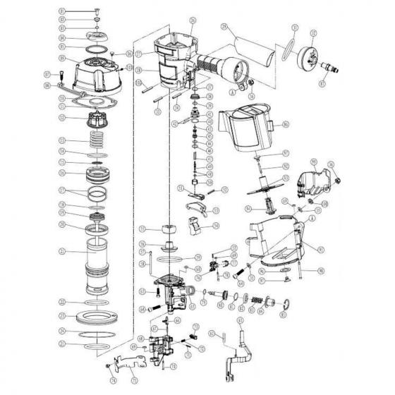 Pin (№58) для FROSP CN-80