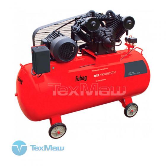Поршневой компрессор FUBAG DCF-1300/500 CT 11
