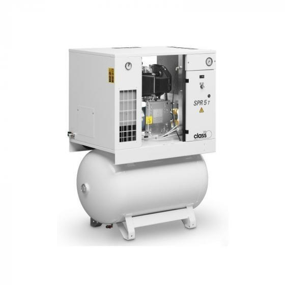 Доп. опции: ECONTROL6I для компрессоров ALUP SpiralAir 10-30