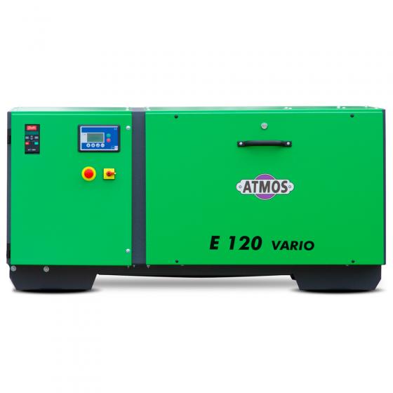 Компрессор винтовой ATMOS ALBERT E120 Vario-K - 9 бар
