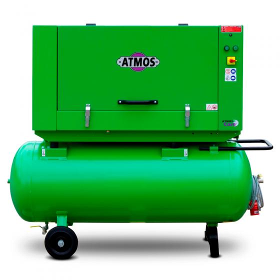 Компрессор винтовой ATMOS ALBERT E220 Vario-KR - 7 бар