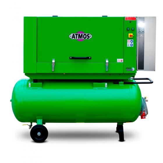Компрессор винтовой ATMOS ALBERT E220 Vario-KRD - 8 бар