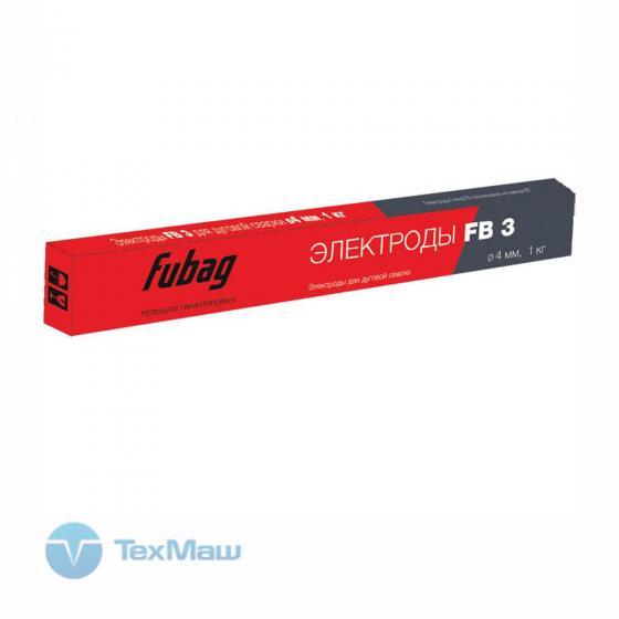 Электрод сварочный FUBAG FB 3 D4,0 мм